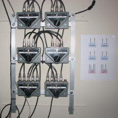 Amplifier Wiring Kit Radio Shack Airplane Cockpit Diagram Patch Panel Lohoh