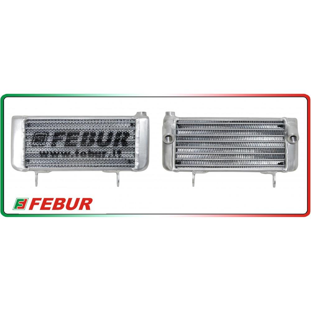 Radiateur d'huile Fébur route Ducati Monster 600 620 675