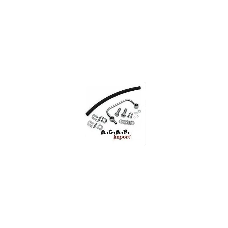 KIT RENIFLARD HUILE pour Sporster 91 03 Harley Davidson