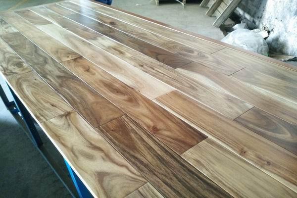 original light grey natural short leaf acacia flooring