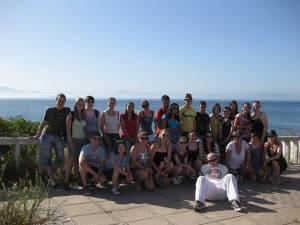 Mit den Spanisch-Sprachschülern beim Kulturausflug zur Meerenge von Gibraltar I.