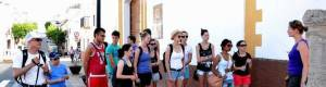 A walk through Prado del Rey learning about its history