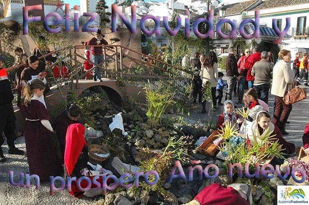 Feliz Navidad desde Academia Pradoventura Language School