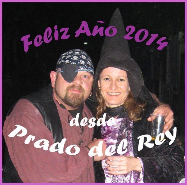 Feliz año nuevo desde la academia de idiomas de Prado del Rey