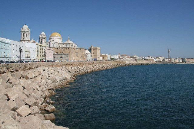 Andalucía: Cádiz costa y monumentos