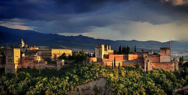 Andalucía: Alhambra de Granada