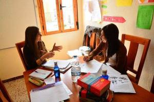 One to one Spanish course in Andalusia for all levels