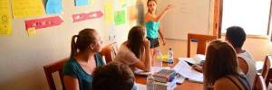 Spanish courses for students in spain for beginner, intermediate and advanced.