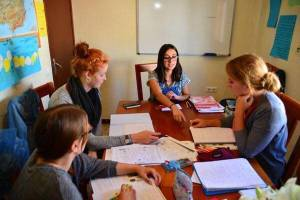 Spanish intensiv plus courses in Spain for all levels.