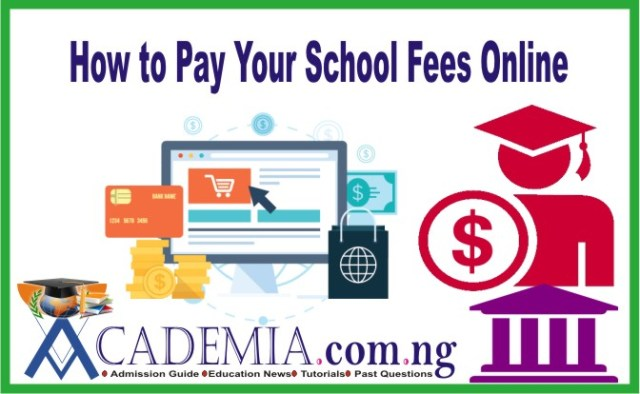 How to Pay ABU Zaria School Fees