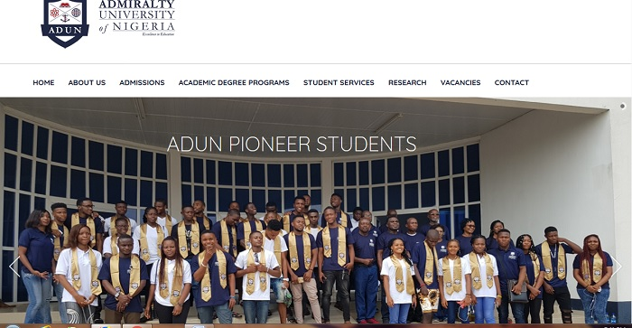 Admiralty University of Nigeria (ADUN)