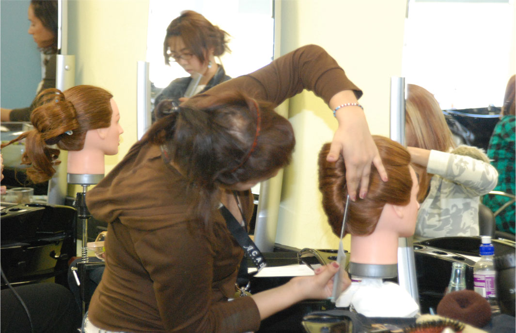 Hairdressing Courses School Melbourne Beauty Therapy
