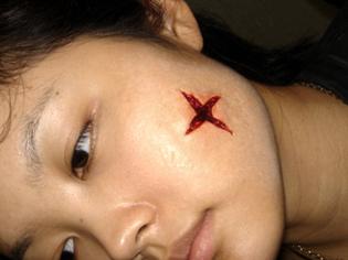Sangre y muertos en Academia C10