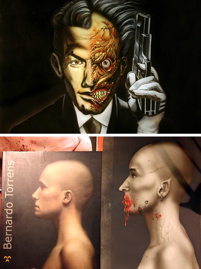 Sangre-aerografia-ilustracion-academia c10-carlos diez