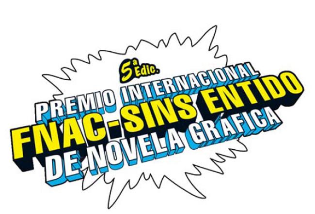 V Premio Fnac - Sins Entido de novela Gráfica