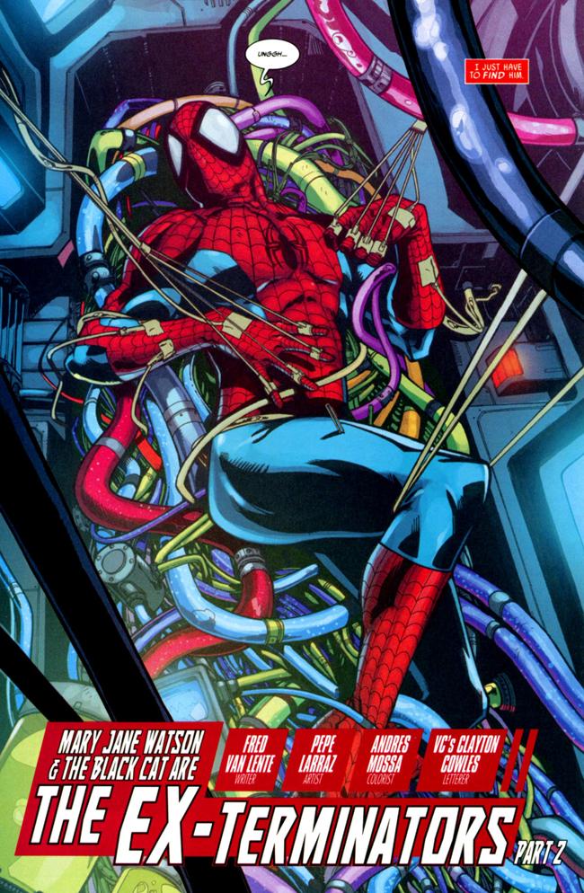 Pepe Larraz-spiderman-academia c10-carlos diez