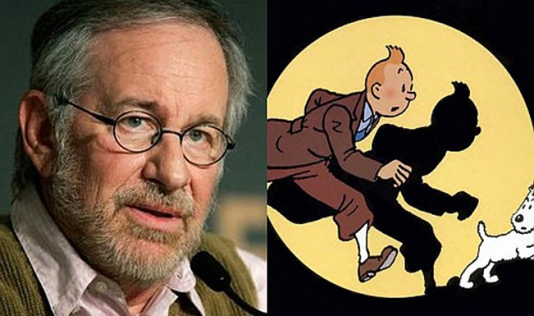 Primer trailer del Tintín de Steven Spielberg y Peter Jackson