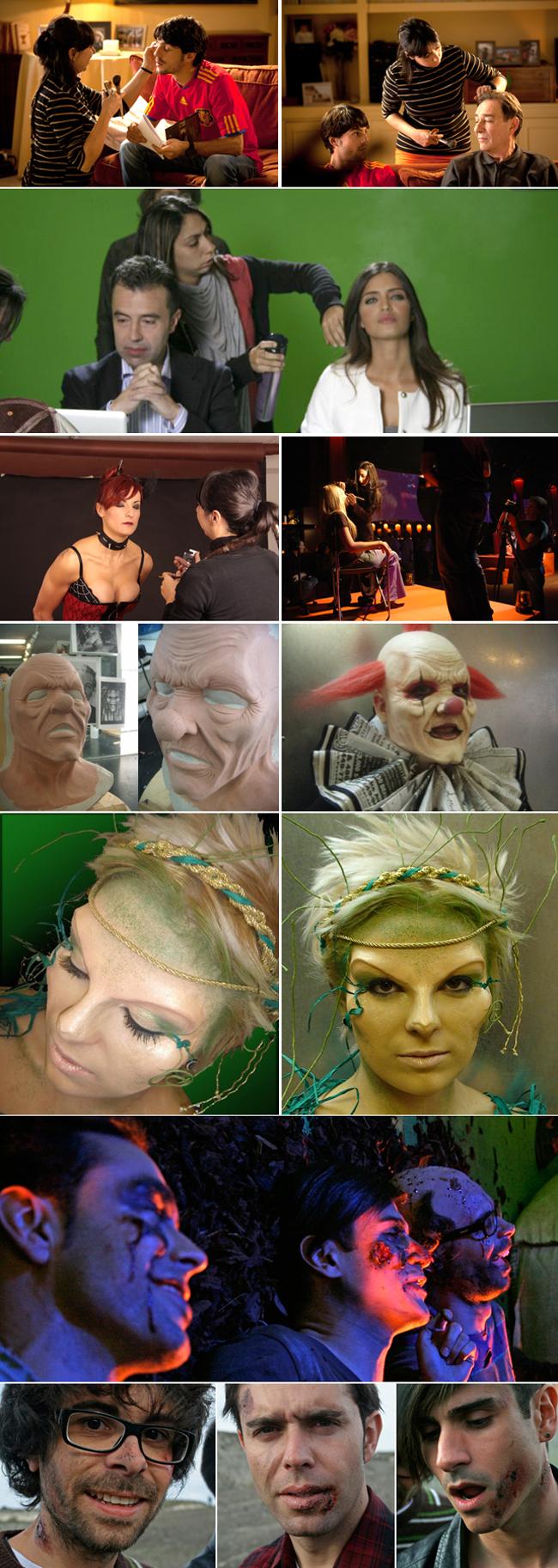 Curso intensivo de verano: Maquillaje de moda y television