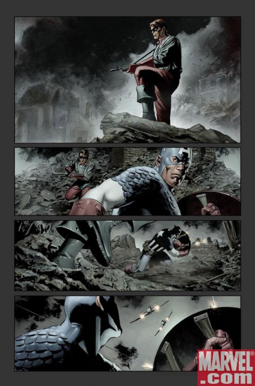 La gruta del Cómic: Capitán América.