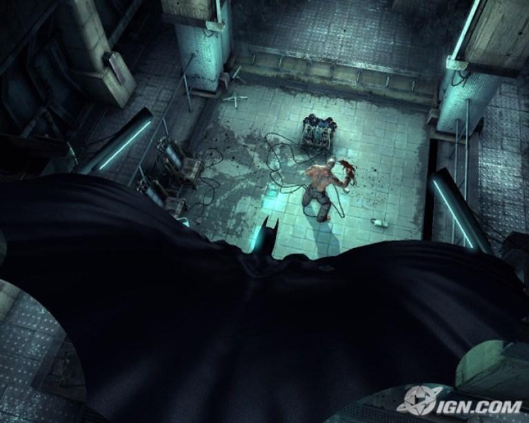 La gruta del cómic: Arkham Asylum