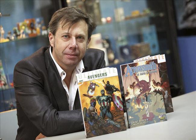 Carlos Pacheco vuelve con los X-Men