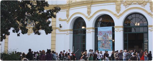 Datos sobre el XII Encuentro del cómic en Sevilla.