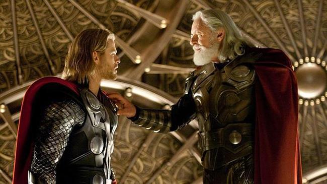 "Alan Taylor dirigirá ""Thor 2"""