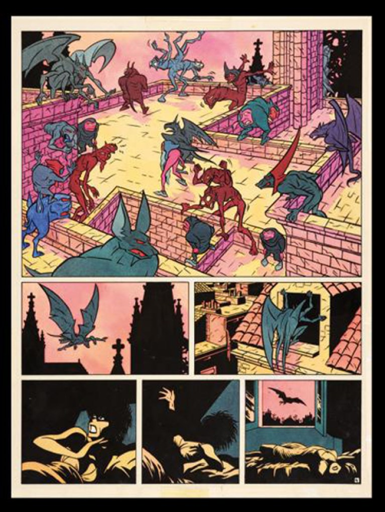 El Instituto Cervantes abre sus puertas al cómic y la ilustración.