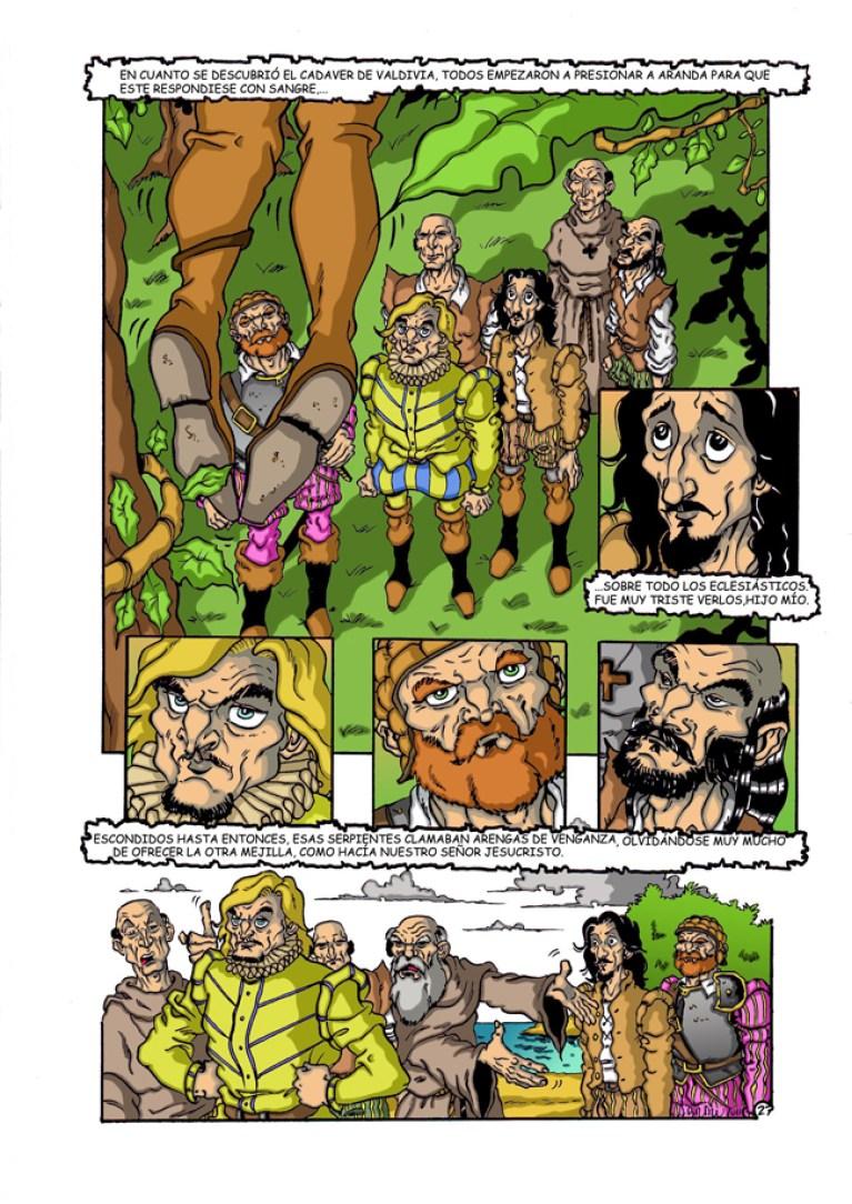 Caricaturas con Alfredo Bravo y Academia C10