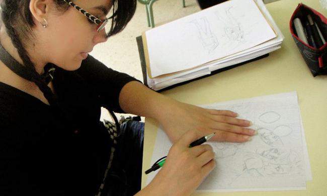 """Noiry, autora de """"Underdog"""" en Academia C10"""