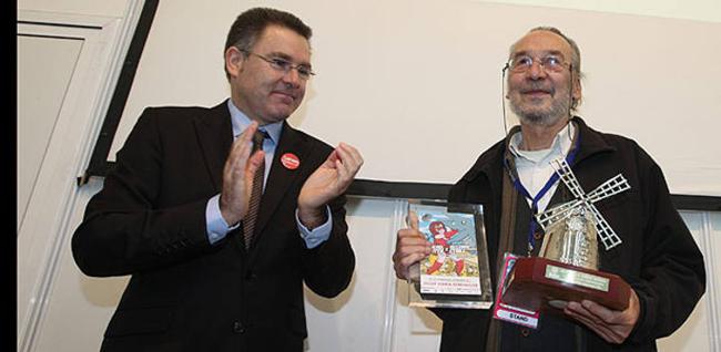 Fallece el editor Josep María Berenguer