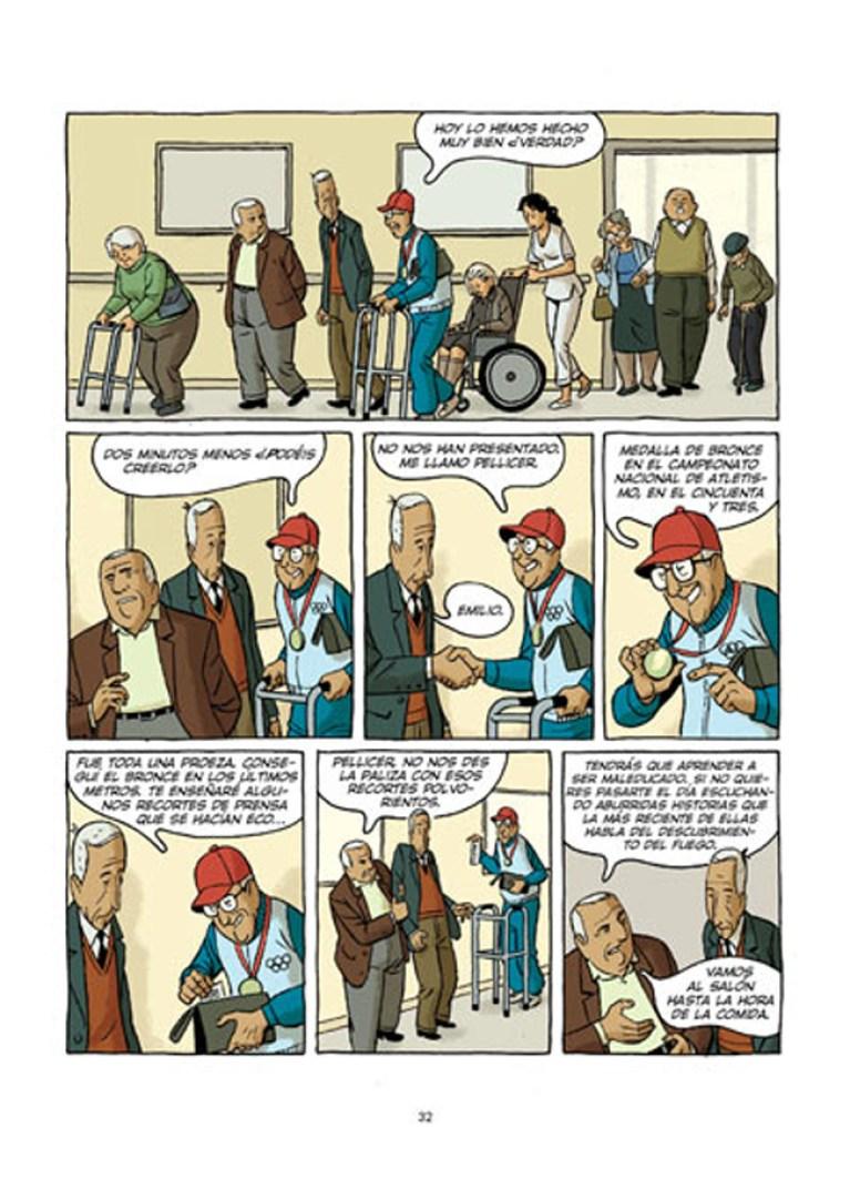 Comic-cinedecomic-aprendercomic-tebeos-madrid-comicenmadrid