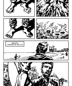 Cómic-negro-acción-suspense-terror-AcademiaC10-Madrid