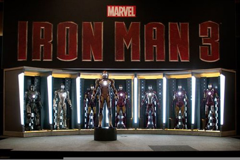 Iron Man 3-Thor-Ant-Man-Guardianes de la Galaxia-Marvel-Comic-Con-Academia C10-Madrid