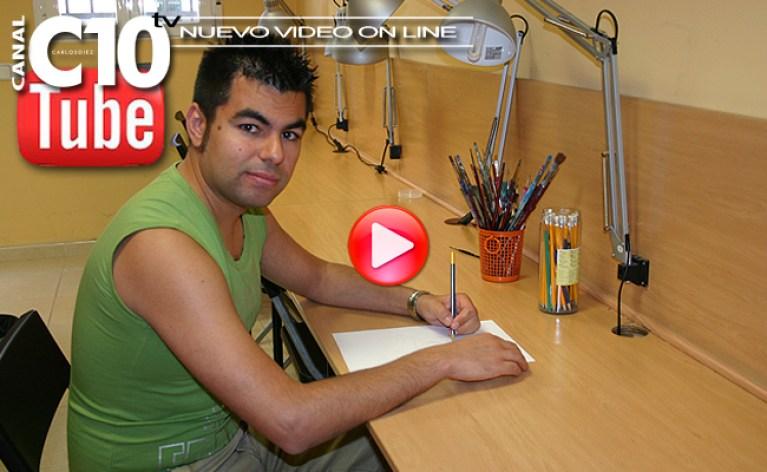 Ivan-Gil-Dibujo-profesional-video-comic-cursos-verano-aprender-dibujo