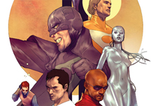 The_Authority_Team_by_Quitely_ilustracion_comic_dibujo_profesional_super_heroes_Warren Ellis_ Bryan Hitch_ilustracion_digital