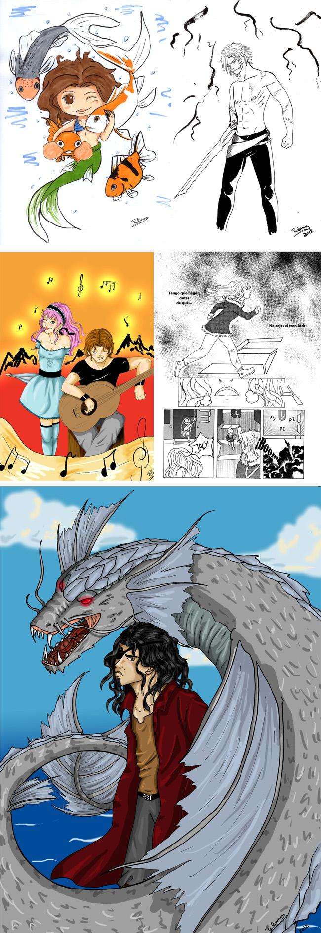 Manga-trabajos-alumnos-aprender-dibujo-madrid-AcademiaC10