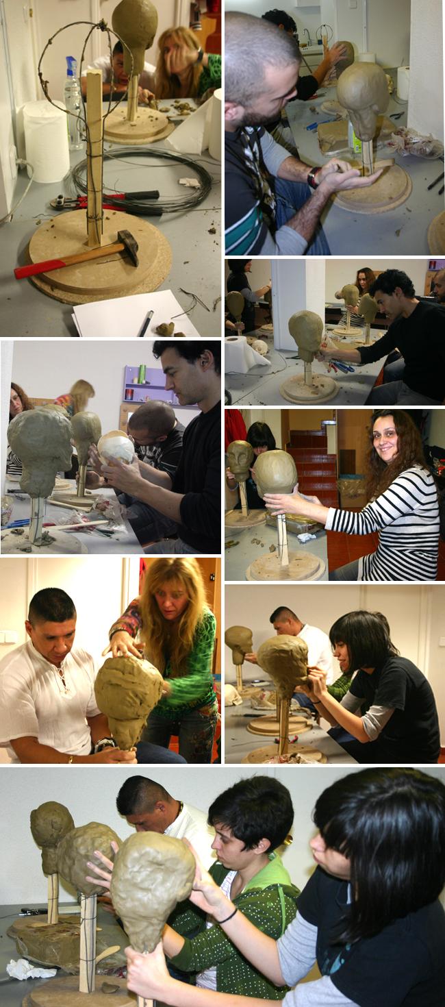 escultura-talleres-navidad-madrid-academiac10-modelado-barro