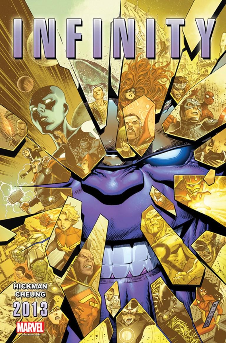 nuevo-comic-vengadores-marvel-madrid-Infinity-dibujar-cine