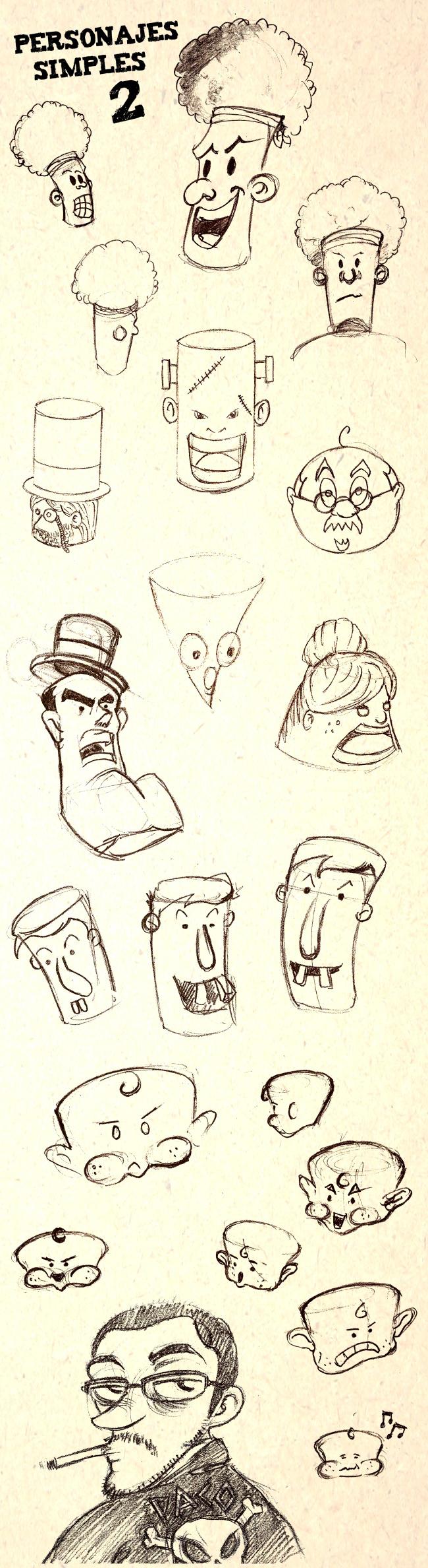 diseño-personajes-simples-curso-comic-madrid-verano-niños-academiac10