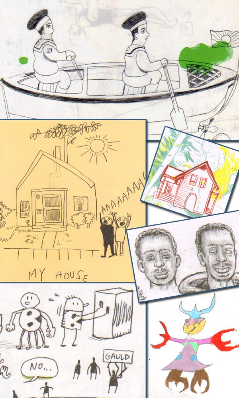 trabajos-dibujo-comic-infantil-niños-academia-c10-madrid