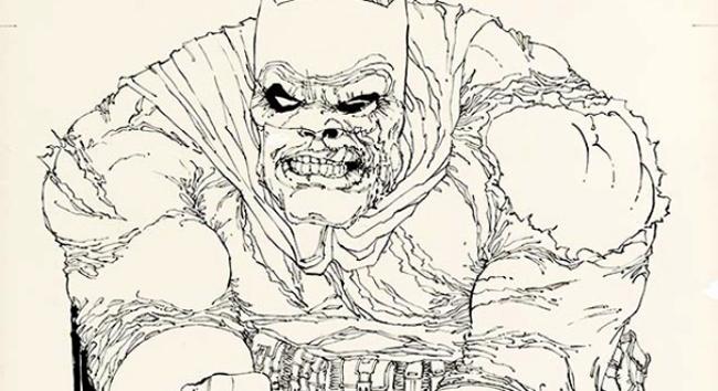 comic-batman-inedito-subasta-miller-frank-dallas