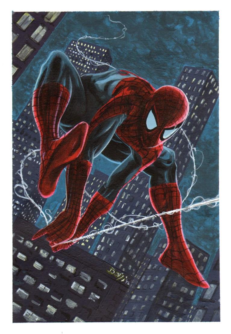 trabajos-alumnos-curso-comic-academiac10-madrid-daniel-romero-spiderman