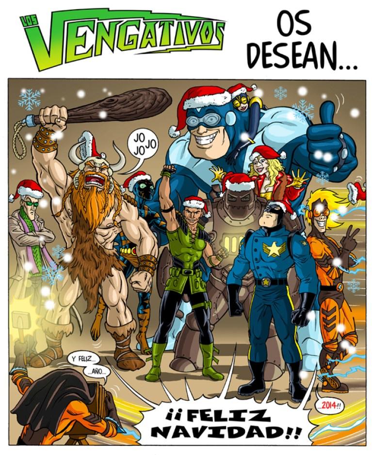 felicitacion-navidad-vengativos-comic-madrid-academiac10