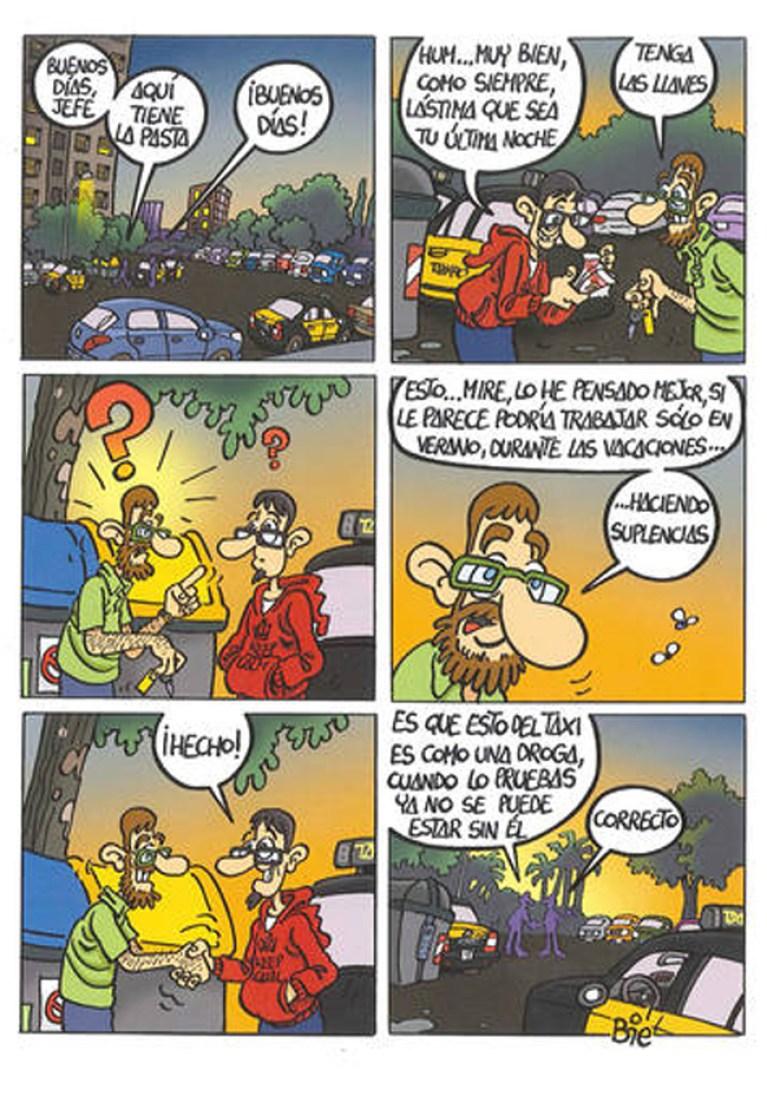 comic-bie-madrid-panini-dibujar-taxi-drive-cursos-verano-academiac101