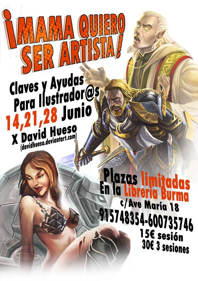 cartel-mama-quiero-ser-artista-curso-ilustracion-madrid-academiac10