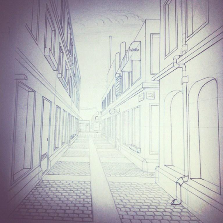 ejercicios-perspectiva-curso-dibujo-aprender-academiac10-madrid-trabajos-alumnos1