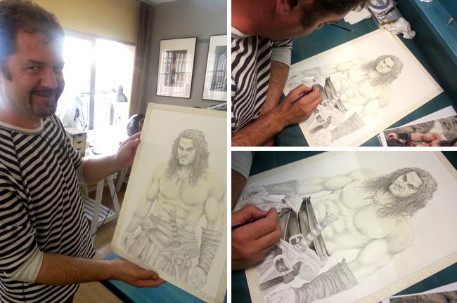 Carlos Diez_cursos_aerografia_madrid_ilustracion