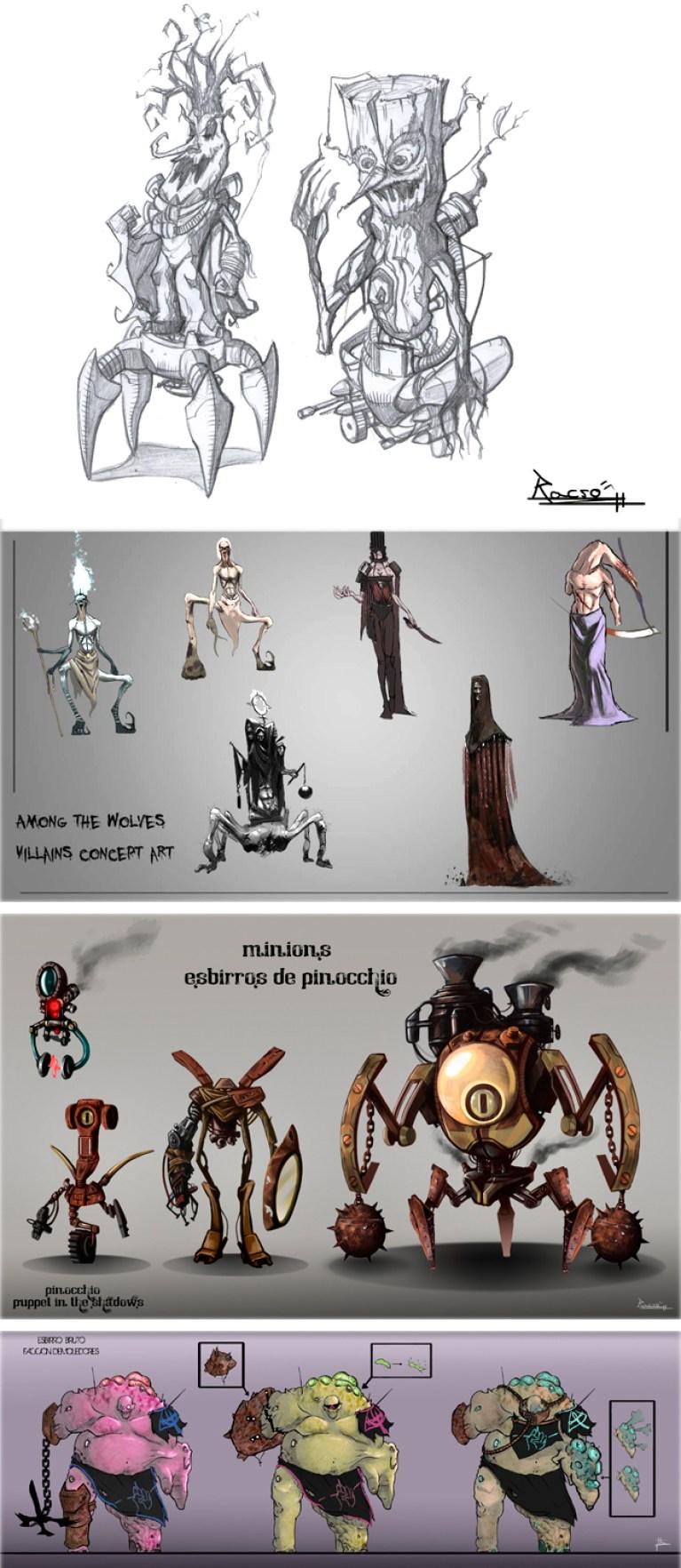trabajos_curso_arte_digital_diseno_videojuegos_academiac10_madrid_master_artC10