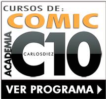 Cursos comic Academia C10 Madrid centro arte artistico